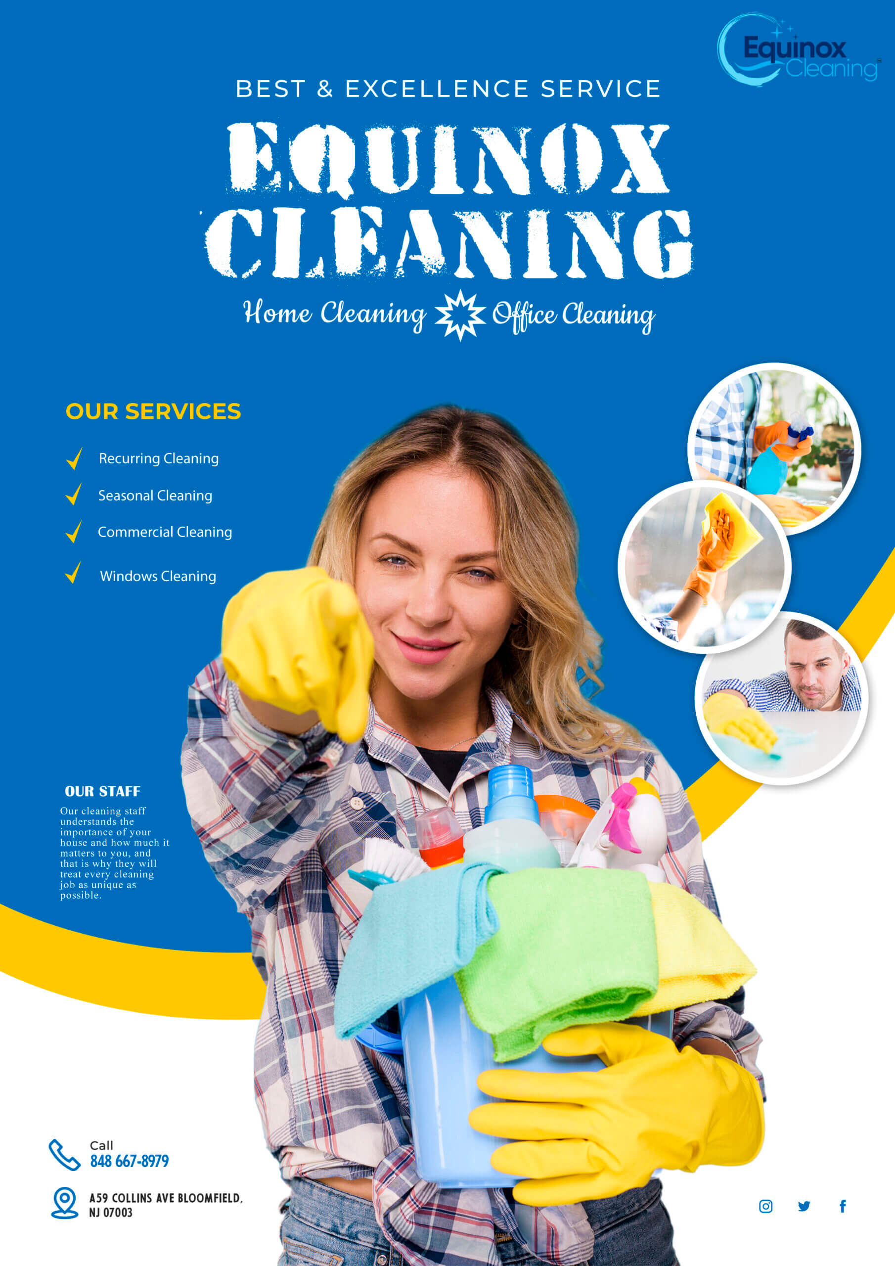 Best & Excellence Cleaning Services - Equinox cleaning