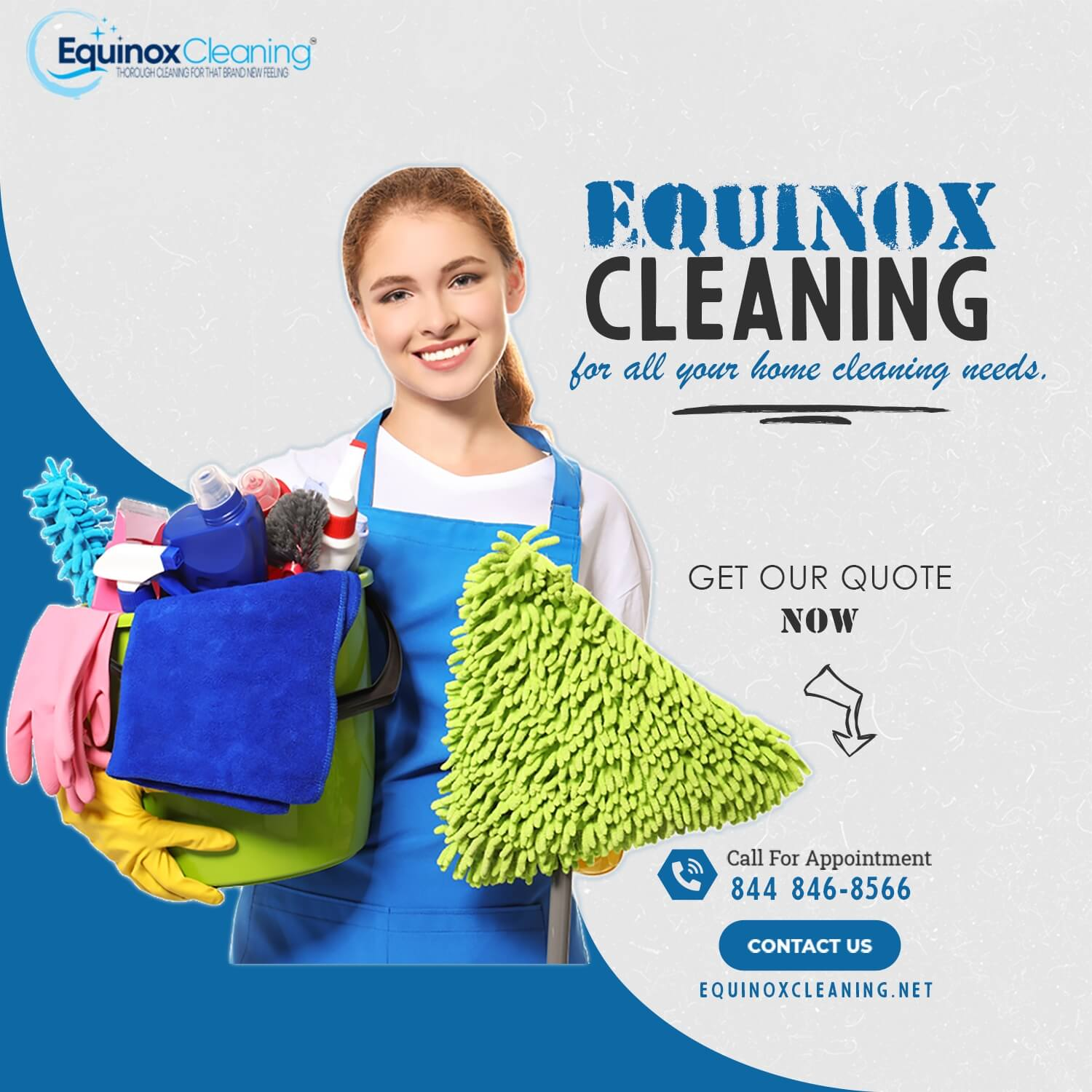 Best Home cleaning services in your area - Equinox cleaning