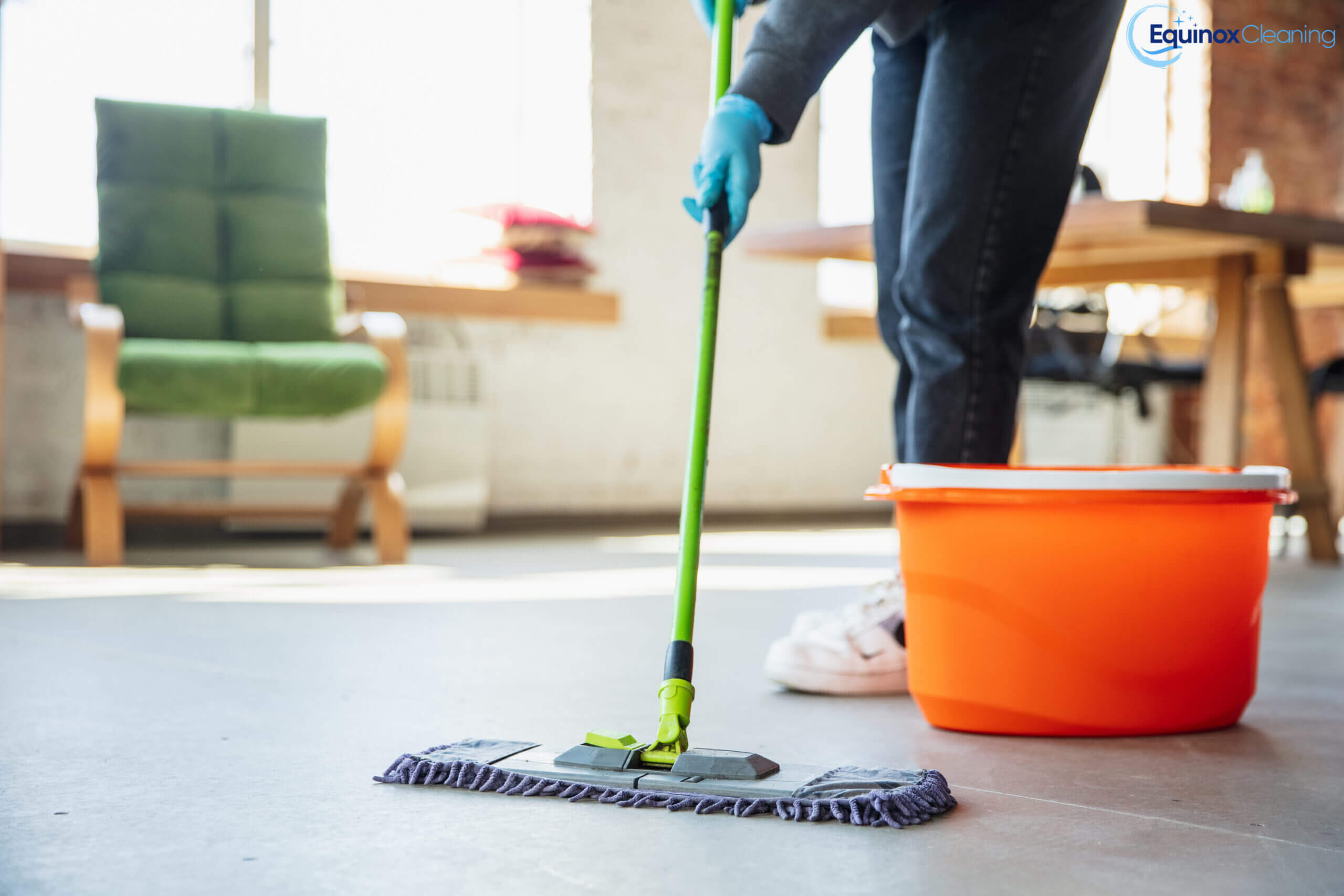 Commercial cleaning - office cleaning services - Equinox cleaning