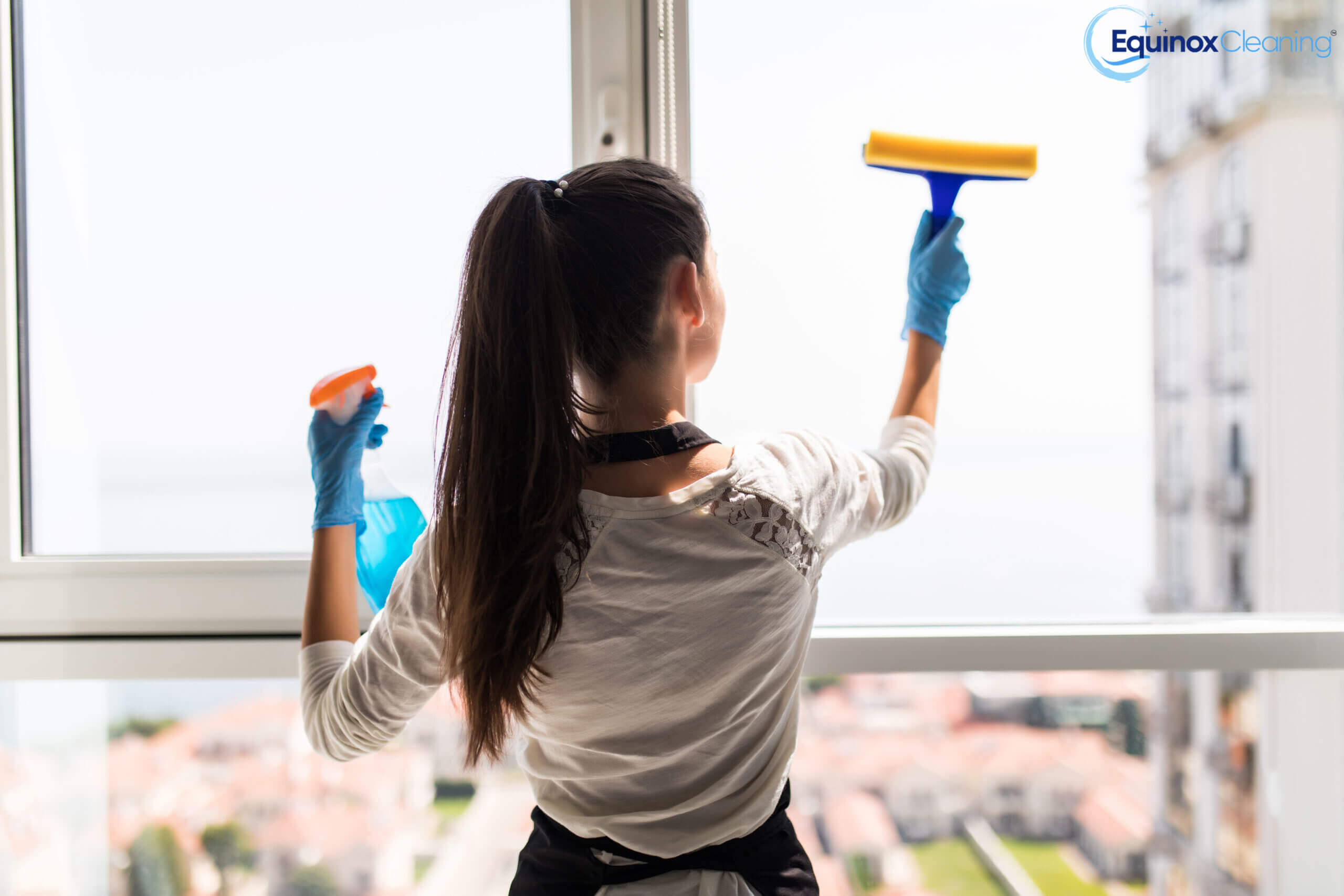 Window Cleaning Services - best Cleaning services in New jersey - Equinox cleaning